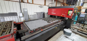 4000 watt Amada LC 3015 B3EX CO2 Laser,1999
