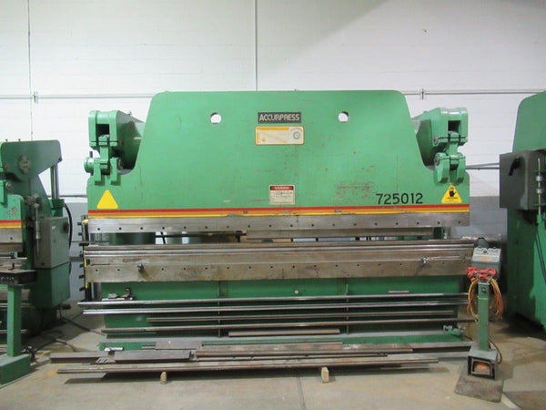 250 Ton x 12' Accurpress 725012 Press Brake