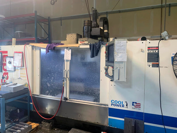 Fadal 6030HT VMC, 2004 - 10K Spindle, 22.5HP