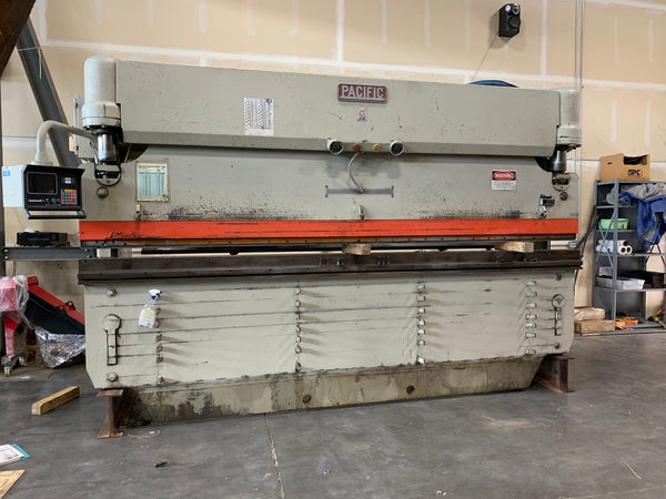 110 Ton x 14' - Pacific J110 -14 CNC Press Brake, 1979