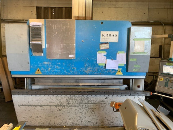 120 Ton x 10' Krras FCNC 110-30 Press Brake, 2010 - Tooling Included