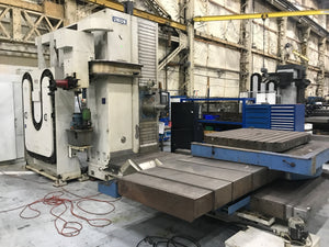 Union TC 110 Boring Mill, 2002 - Tooling Included