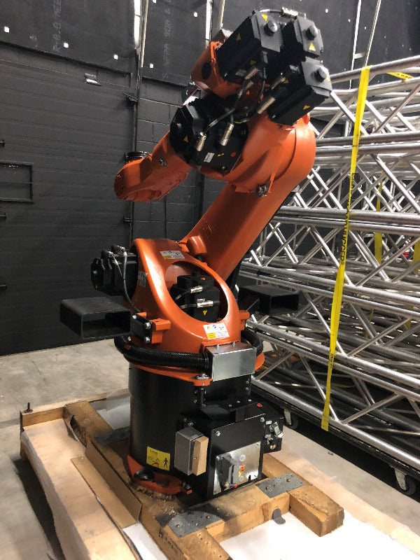 KUKA KR 60-3 - Medium Payload Industrial Robot, 2015