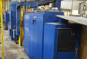 "Giddings and Lewis 70-H60-UF6 and 70-H60-UF CNC Floor Mills, 1984 w/ 72"" Rotab, up to 60 ft. of travel"