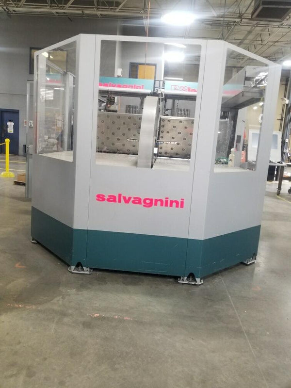 Salvagnini P2lean Servo-Electric Panel Bender, 2016- Under power