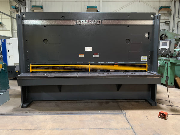 "1/2"" x 10' Standard Industrial AS500-10 Shear, 2006"