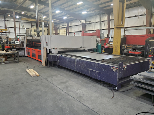 6000 Watt Bystronic ByLaser CO2 Laser, 2011 - 6' X 13' Dual Shuttle Tables