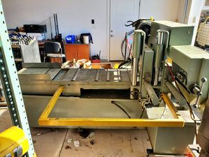 "2000 Hyd Mech S20A 13"" x 18"" Automatic Horizontal Band Saw With Autofeed, Bundling & Mitering"