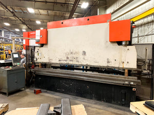 "275 Ton x 15' Pullmax EKP-CNC 275 15""/12"" CNC Press Brake, Rebuilt/New Control 2013- Crowning, Tooling Included"