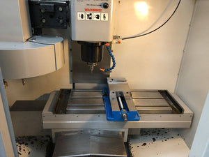 2005 Haas Mini Mill - Wired for 4th Axis - Rigid Tap