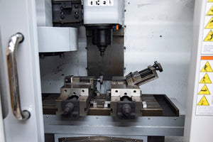 Haas Mini Mill VMC, 2007 - Only Cut Plastic, Vise + Tool Holders Included
