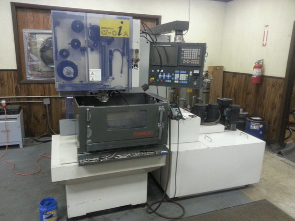 Fanuc Robocut Alpha-OIA Wire EDM Machine, 1999