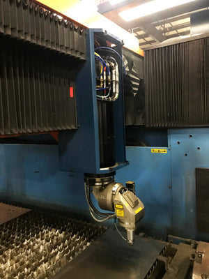 2004 Prima Domino CO2 5-Axis Laser