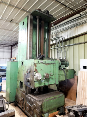 1965 Giddings & Lewis 65-H5-T CNC Horizontal Boring Mill