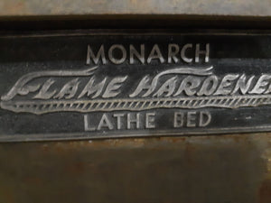 Monarch 612 Engine Lathe
