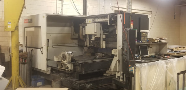 2007 Mazak Space Gear U44