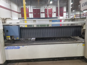 3500 Watt Mitsubishi ML3015LVP Laser, 2003 - 5' x 10' Table