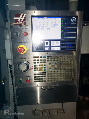 2008 Haas VF-3 40ATC, Many Options, Very Low Hours.
