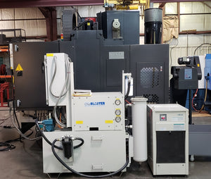 Sharp SVG-4323A Vertical Machining Center, 2011 - Fanuc OiMD Control, CAT50