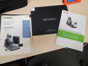 Keyence XM-1000 XM-T1000 Handheald Probe CMM, 2016 - 3D Measurement, XM Series