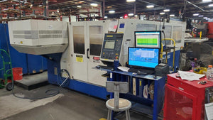 2700 Watt Trumpf Trumatic L3030 CO2 Laser, 2004