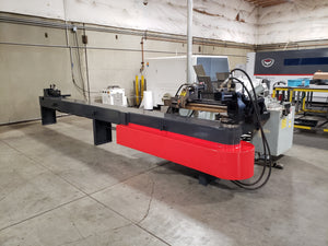 "3"" Sch. 80 Coast Iron Division Pipe Tube Bender Jesse Engineering Mandrel Model 3RDB- Comes with tons of tooling!"