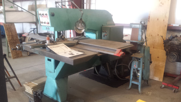 W.A. Whitney, 615 Punch Press, 15 Ton