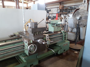 Summit 30-4x160 Engine Lathe - Tailstock