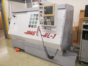 Haas HL-1 CNC Lathe 1995 - Tool Holders, Like New