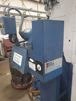 Shimada KITAKO HS4200 4 Spindle CNC Lathe, 2016 - Parts Loader, Very Low Hours