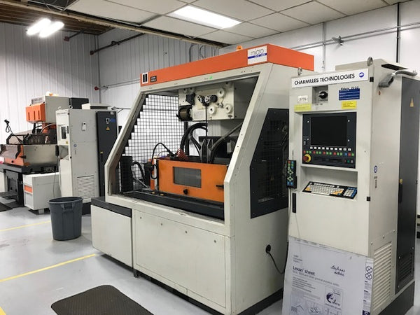 Charmilles Robofil 2020 SI 5-Axis EDM, 1997- Auto Wire Threading
