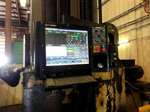1975 Giddings & Lewis 70-H6-T CNC Horizontal Boring Mill - Video's Available