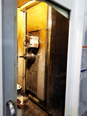 2006 Haas EC-300 Horizontal Machining Center