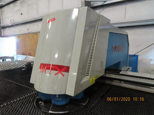 Euromac MTX 1250/30 CNC Turret Punch, 2003- Excellent condition, with tooling
