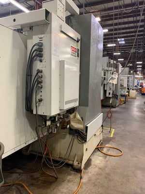 Haas VF-6/50 VMC, 1998 - Rigid Tapping, TSC, 4th Axis Pre-Wire