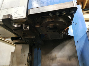 Mazak V515/40 Vertical Machining Center With Dual Pallets