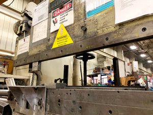 Accurpress 60 Ton x 6' CNC Press Brake, Model 7606