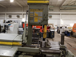 "18.5"" x 20.5"" Hydmech V-18 Vertical Band Saw, 2000"