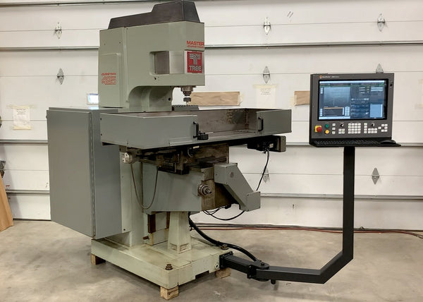 Tree Journeyman 425 CNC Mill, 1995- Updated MachMotion Control System