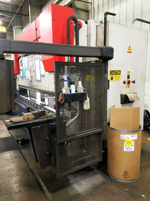 2006 Bystronic 150 Ton x 10' CNC Press Brake, 6-Axis, Wila Tooling!