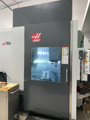 Haas UMC-750SS Universal Machining Center, 2018 - TSC, WIPS, HSM