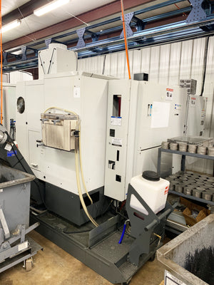 2013 Haas DS-30SSY - Live Tooling Included, Y-Axis, Under Power
