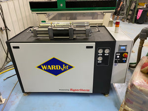 5'x10' Wardjet Waterjet, 2017- 60,000 PSI