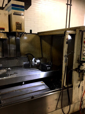 1995 Fadal VMC 6030HT Vertical Machining Center, 4th Axis Ready