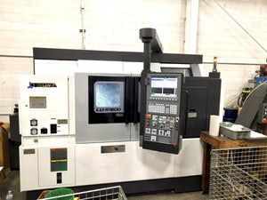 Okuma LU-S1600-2SC x 1000, 2014 CNC Lathe - Installed 2017, Low Hours, Half of New
