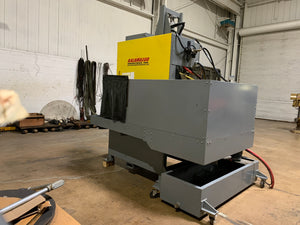 "36"" Kalamazoo K36W Abrasive Industrial Chop Saw, 2014 - 10 Hours of Use"