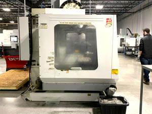 2000 Haas VF-5 VMC - Sidemount Tool Changer, CAT 40, Programmable Coolant
