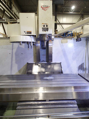 Fadal 8030 HT Vertical Machining Center, 1998- Meticulously Maintained, Video