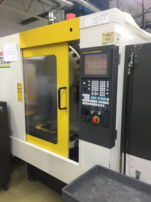 Fanuc Robodrill Alpha T-21iDL, 2004 - 20K RPM Spindle, Longbed Pallet, Big Plus Spindle