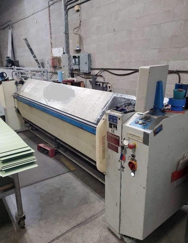 Schechtl 14g X 10' CNC Folding Machine, 2005